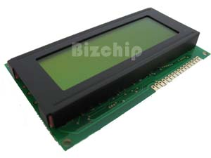 Dot Matrix LCD Display 4 X 20